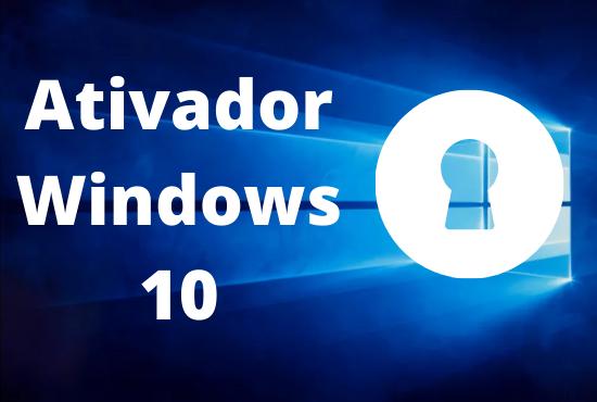 Ativador windows 10