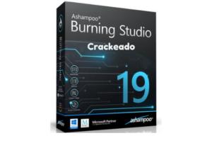Ashampoo Burning Studio 19 Crackeado