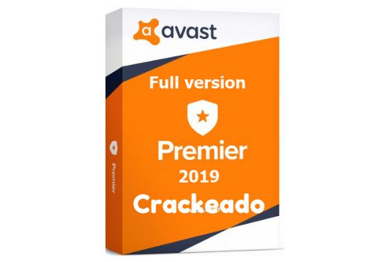 Avast Premier 2019 Crackeado