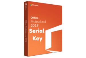 Serial Key Office 2019