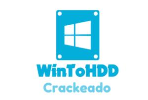 WinToHDD Enterprise Crackeado